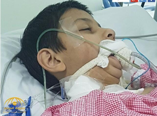 دخل مستشفى في الطائف يشكو من نزلة معوية بسيطة وحدثت الفاجعة.. والدة الطفل فهد تكشف التفاصيل