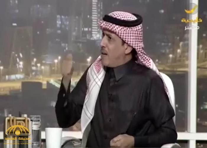 """""""أنباء عن إيقاف الكاتب في صحيفة الوطن """"صالح الشيحي""""!"""