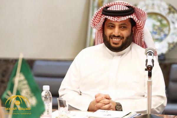 """""""تركي آل الشيخ"""" معلقًا على خبر إقالته: شائعات.. والراحة """"حلوة"""" برضو لو حصلت!"""