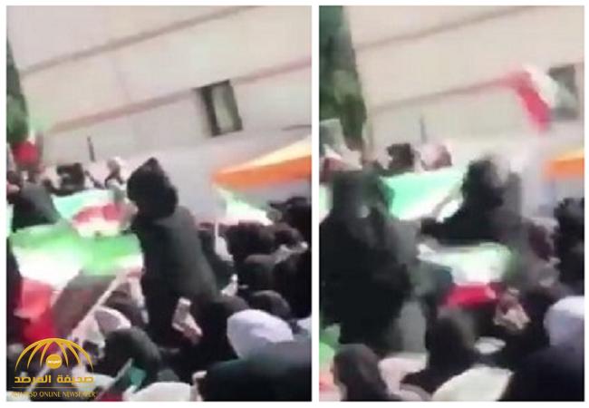 شاهد .. حفل  ورقص طالبات داخل كلية يثير الجدل في الكويت!