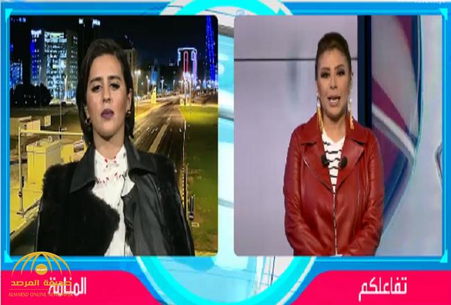 """شاهد ابنة الفنان """"خالد الشيخ""""  لأول مرة تكشف عن نفسها  وتوضح سبب نشرها مقاطع غنائية بدون صورتها!"""