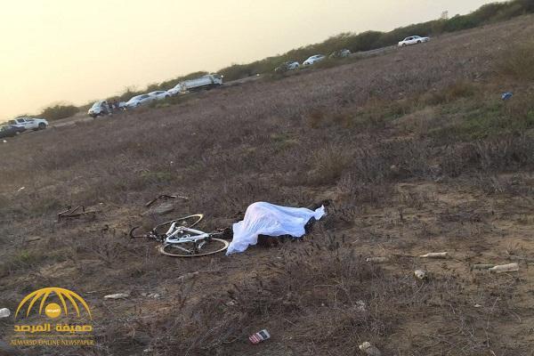 شرطة جازان تكشف تفاصيل وملابسات حادثة درّاجي «اليرموك»