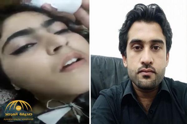 بعد أن نطقت اسمه وفارقت الحياة .. باكستان تطلب مساعدة السعودية لاعتقال قاتل طالبة الطب – فيديو