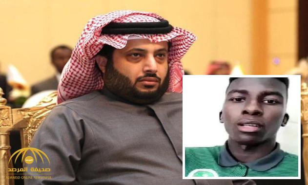 """بعد تصريحه المثير للجدل """"ما أبغي أرجع للسعودية"""" .. """"تركي آل الشيخ"""" يوجه رسالة لـ """"جابر عيسى"""" !"""