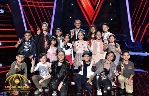بالفيديو: إعلان الفائز في The Voice Kids لموسمه الثاني