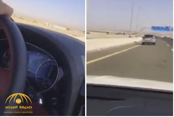 ساهر بحاجة إلى ساهر .. بالفيديو : مواطن يوثق سيارة ساهر تسير بسرعة جنونية تهدد حياة الآخرين !