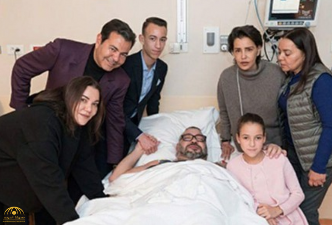 ملك المغرب يجري عملية جراحية