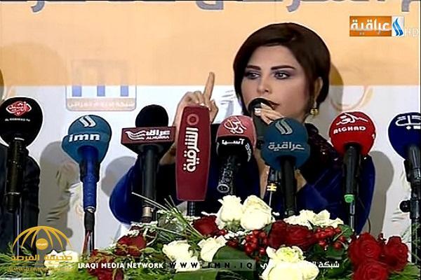 بالفيديو .. شمس : الفن مش غنى ورقص .. الفن رسالة يقول للعالم أننا بخير !
