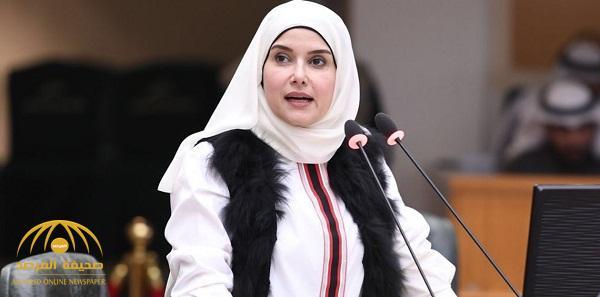 حجاب وزيرة الإسكان الكويتية يثير جدلاً واسعاً