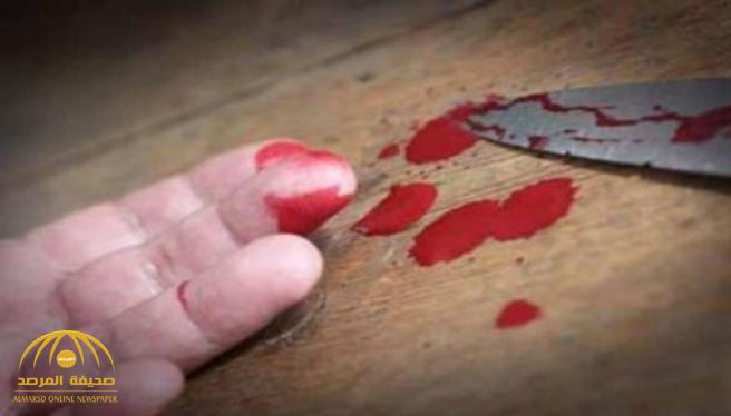 """بعد تعرضه لطعنتين غائرتين بالظهر والصدر .. """"مقتل"""" شاب بأبو عريش والجاني يكشف عن السبب!"""