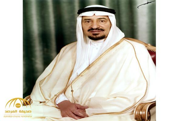شاهد .. صورة نادرة للملك الراحل خالد بن عبدالعزيز وعمره 5 سنوات