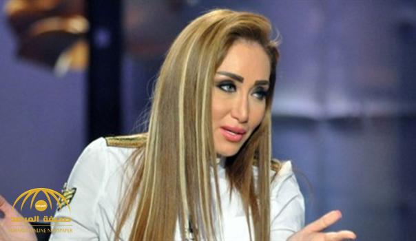 """هل تواجه الإعلامية المصرية """"ريهام"""" سعيد عقوبة المؤبد ؟"""