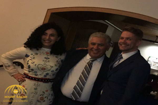 """الكاتب """"أبا الخيل"""" يفاجئ السعوديين بنشر صورة ابنته على تويتر وإعلان زواجها من ألماني .. وهكذا رد على منتقديه"""