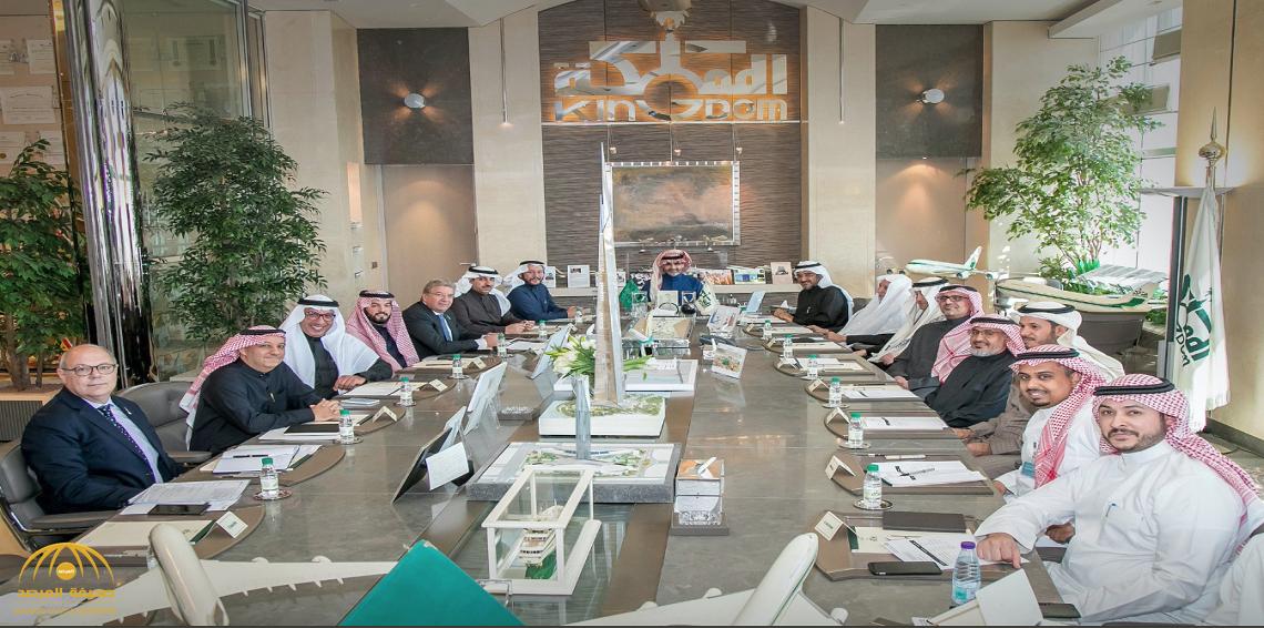 """توقيع أول اتفاق ضخم بعد الإفراج عن الوليد بن طلال.. و""""المملكة القابضة"""" تُعلن تفاصيله وقيمته !"""