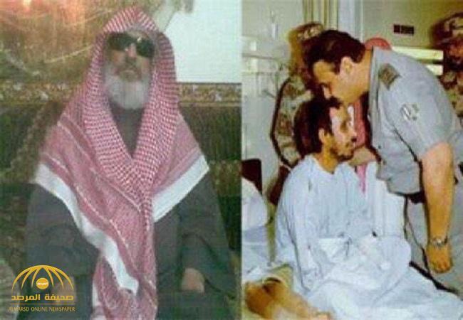 فقد يديه وبصره..  هذه قصة أول جندي سعودي مصاب في حرب الخليج_صور