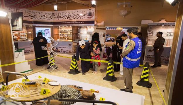 """شرطة الرياض تكشف سر الأرقام الموجودة حول """"جثة"""" مهرجان الجنادرية !"""