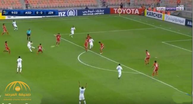 بالفيديو : الأهلي يهز شباك الجزيرة الإماراتي بهدفين و يتصدر مجموعته بدوري أبطال آسيا