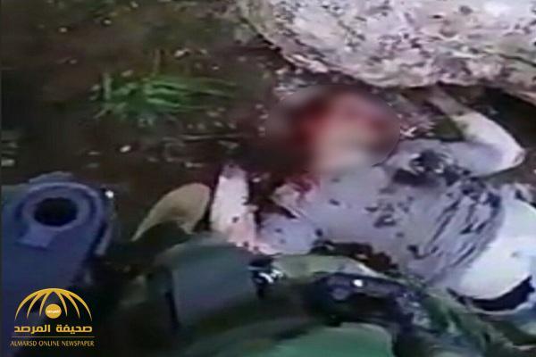 كيف سرقت جثة الطيار الروسي الذي سقطت طائرته في إدلب!