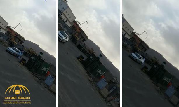 بالفيديو: في أقل من 24 ساعة سرقة مولدين كهرباء وسيدة توثق الحدث من نافذة منزلها!