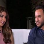 في أول ظهور إعلامي له .. شاهد: كريم ظريف يهاجم خطيبته السابقة «مريم سعيد».. ويصف نجاحها بهذا الوصف