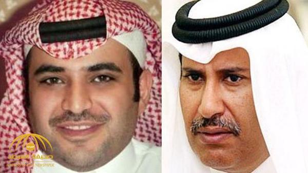 القحطاني لحمد بن جاسم: مازلت على سذاجتك وتعيش واقعك الافتراضي الخاص.. فهنيئا لك به!