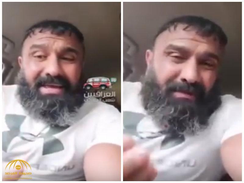 """""""أبو عزرائيل"""" قلب الطاولة.. هاجم السياسيين والمعميين الشيعة وترحم على أيام صدام حسين"""