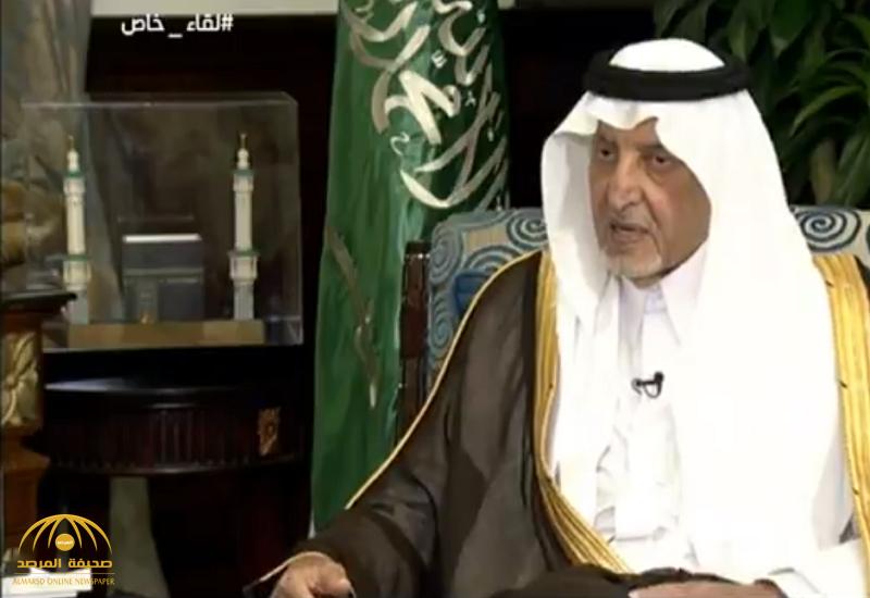 """بالفيديو.. """"أمير مكة"""" يكشف ما أخفاه التاريخ عن مؤسسة وجائزة الملك فيصل.. وهذا سبب إصرار الأبناء على وجودها"""