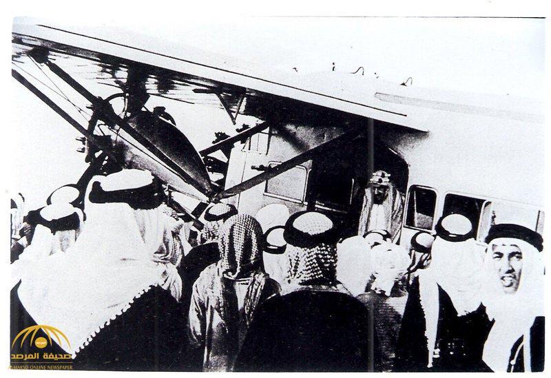 """بالصور.. أقلعت من مصر وحطت بالطائف.. قصة أول هدية من رئيس أمريكي تدخل المملكة """"جوا"""""""