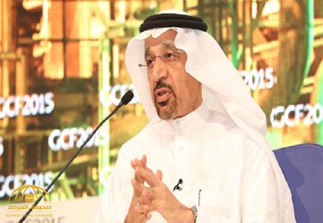"""""""خالد الفالح"""" يكشف عن موعد طرح أرامكو .. وهذا ماقاله عن البورصة!"""