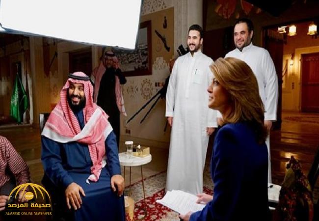 عن الحوار الذي أجرته مع ولي العهد على CBS الأمريكية .. ماذا قالت المحاورة الشهيرة عن كواليس اللقاء وبماذا وصفته