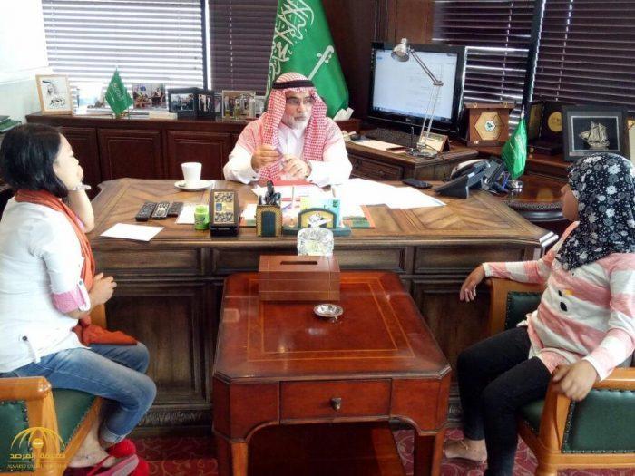 كشف تفاصيل لقاء سفير المملكة بإندونيسيا مع الطفلة هيفاء.. وهذا سبب عدم إحضار والدتها الوثائق!