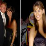 """عارضة أزياء تكشف عن علاقتها لأول مرة مع """"ترامب"""".. وكيف وقع في حبها .. وتوجه رسالة لزوجته ميلانيا-فيديو"""