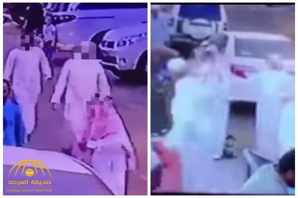 شرطة جدة تطيح بتشكيل عصابي أمتهن سرقة المصلين من كبار السن أمام المساجد .. وتكشف عن جنسياتهم
