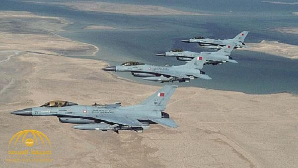 مقاتلتان قطريتان تعترضان طائرتين مدنيتين تابعتين للإمارات في المجال الجوي للبحرين