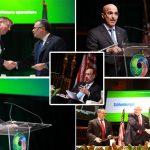 بالصور .. تعرف على أبرز الشراكات التي تم توقيعها خلال منتدى الرؤساء التنفيذيين السعودي الأمريكي بنيويورك
