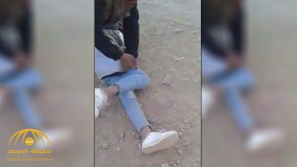 """فيديو لشاب يغتصب فتاة """"قاصر"""" في شارع عام يثير ضجة بالمغرب"""