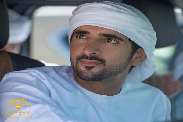 """بالفيديو.. ولي عهد دبي في قصيدة للسعودية : """"حنا هلك"""""""
