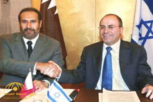 حالة من الغضب الشعبي لتطبيع قطر مع إسرائيل .. والجزيرة تلمع! – فيديو