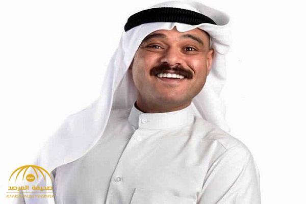 شاهد .. آخر صورة للفنان الكويتي الراحل عبدالله الباروني قبل وفاته بساعات .. وهذا هو سبب الوفاة