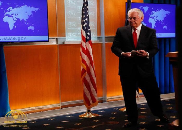 """أول تعليق من وزير خارجية أمريكا """"تيلرسون"""" بعد إقالته"""