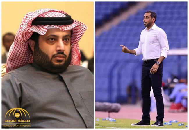 """آل الشيخ ينشر صورة لـ """"سامي الجابر"""" تثير التساؤلات على تويتر وجستنيه يعلق!"""