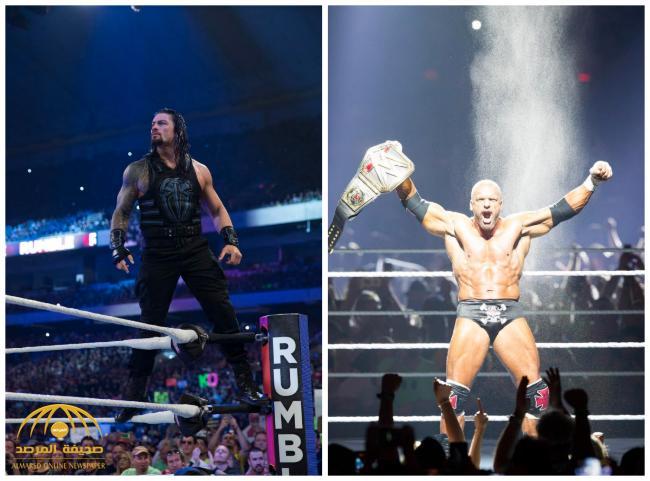 مدينة الملك عبدالله الرياضية في جدة تستضيف أبطال ونجوم المصارعة الحرة وللمرة الأولى في تاريخ WWE
