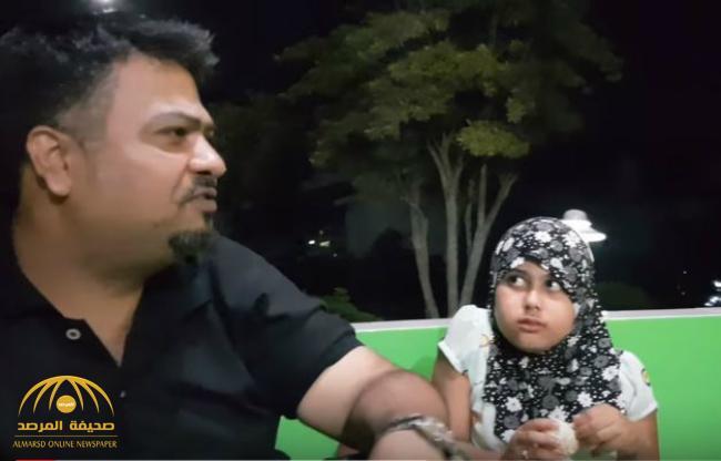 بالفيديو .. لحظة استلام سفارة المملكة بإندونيسيا للطفلة السعودية هيفاء الحربي
