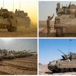 شاهد .. مناورات التمرين المشترك بين القوات البرية السعودية والجيش الأمريكي