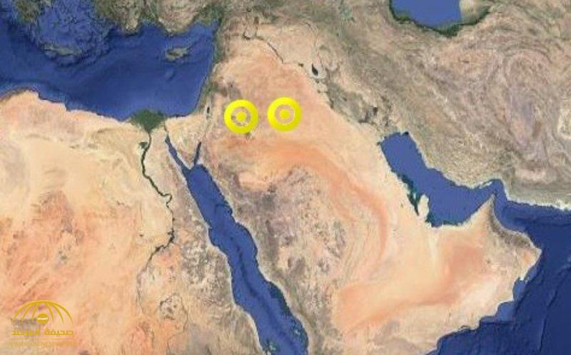 """""""رياح وأتربة مثارة"""".. منطقتين تدخل خريطة تنبيهات الإنذار المبكر"""