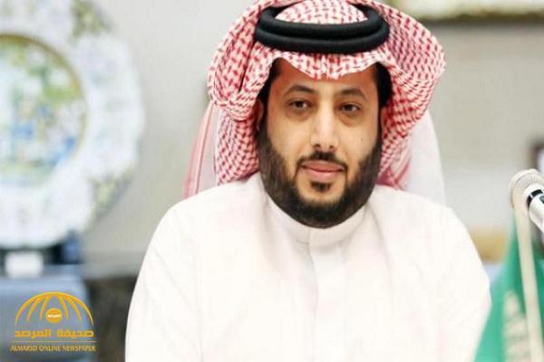 ماذا قال تركي آل الشيخ عن استغلاله لأموال المملكة في رعاية النادي الأهلي المصري؟