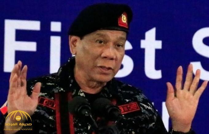 رئيس الفلبين: المحكمة الجنائية الدولية لا تملك الحق في محاكمتي ولا بعد مليون سنة