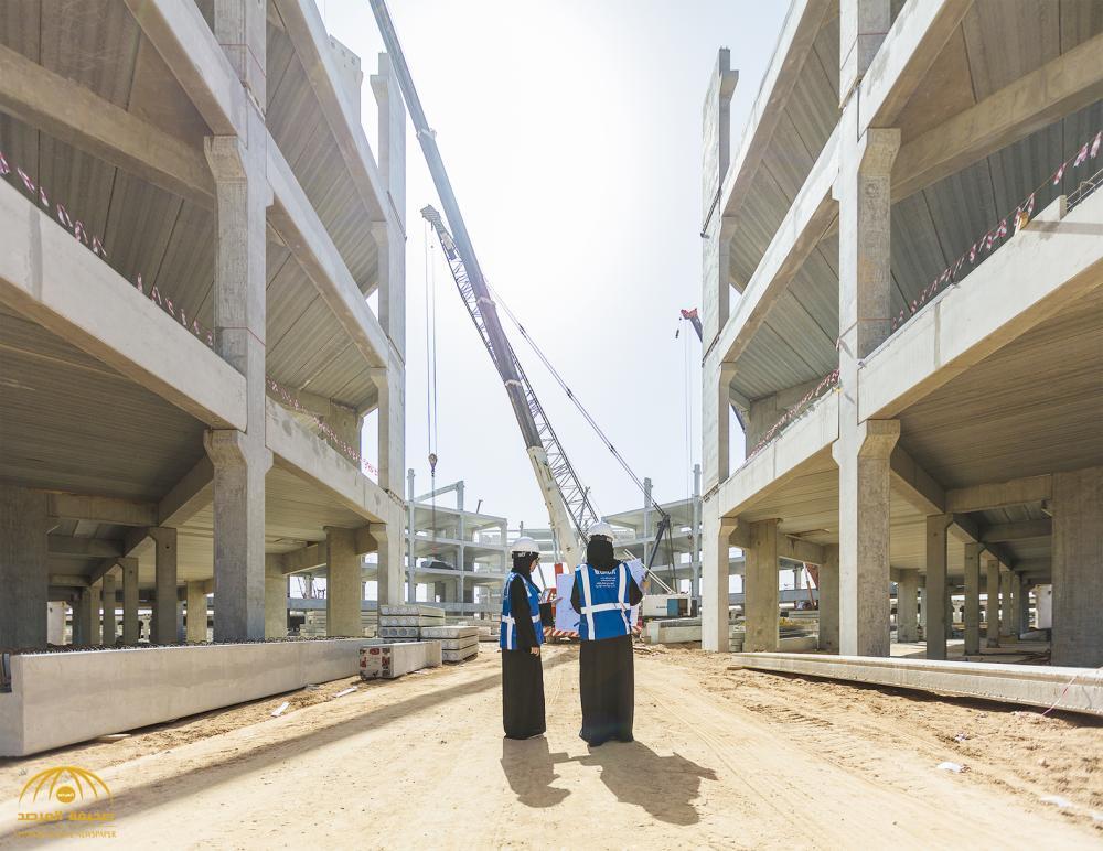 مهندستان سعوديتان تقتحمان مجال تصميم المطارات.. وهكذا تحدثن عن تجربتهن الأولى