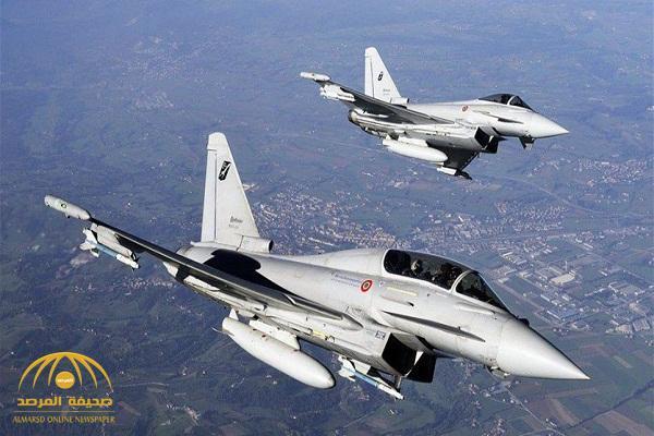 السعودية توقع صفقة شراء 48 طائرة «تايفون» من بريطانيا