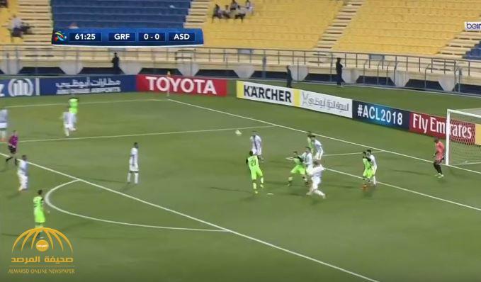 بالفيديو : الغرافة القطري يتعادل مع الأهلي 1-1 في دوري أبطال آسيا